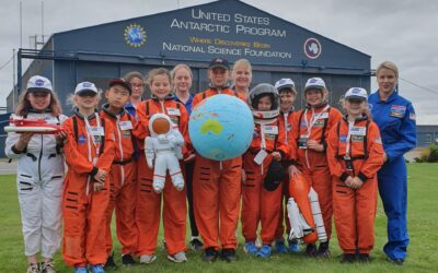What does Antarctica have to do with space? Mission to Space – Technology4Antarctica!
