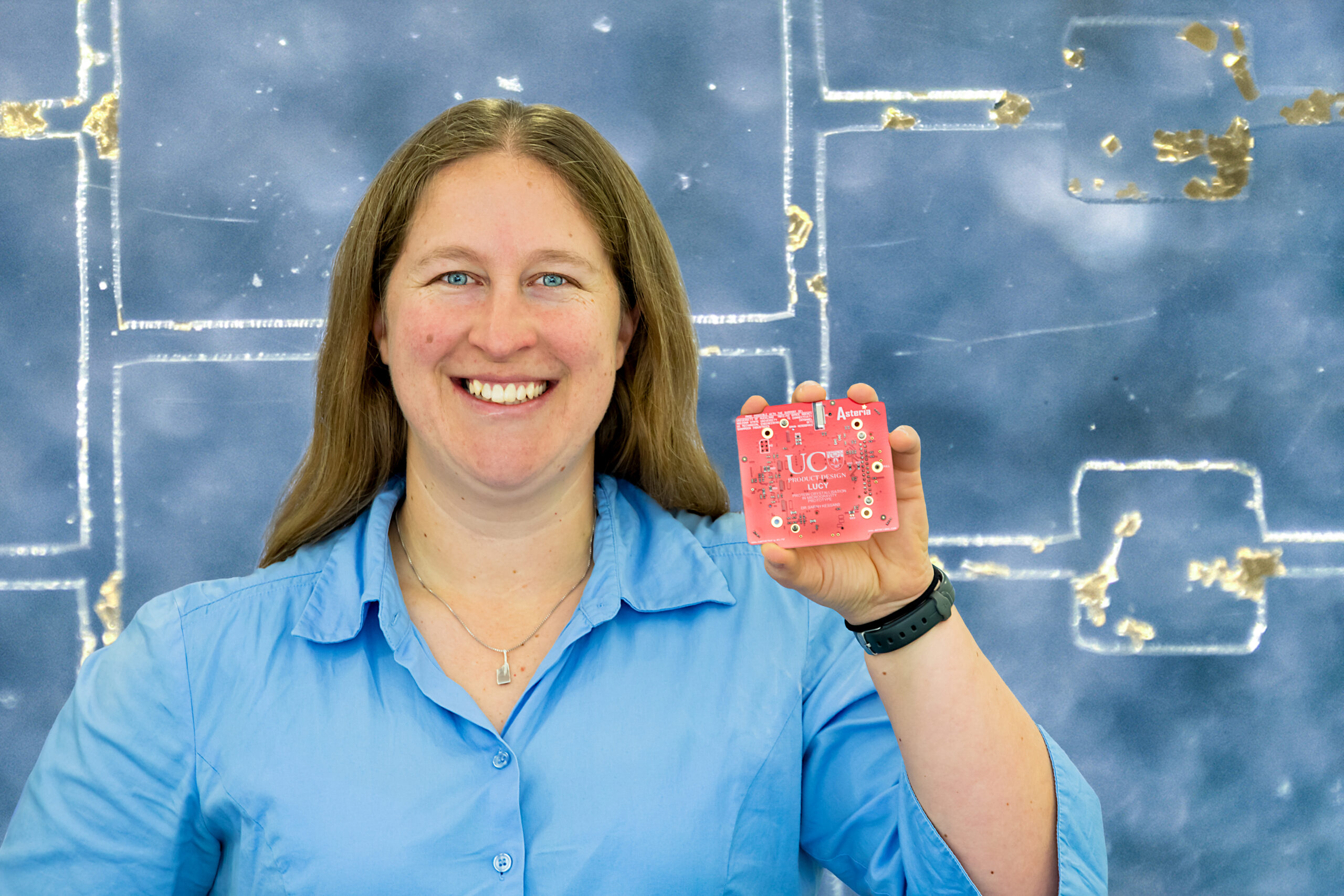 Cooking Up a Storm in Space with Dr Sarah Kessans